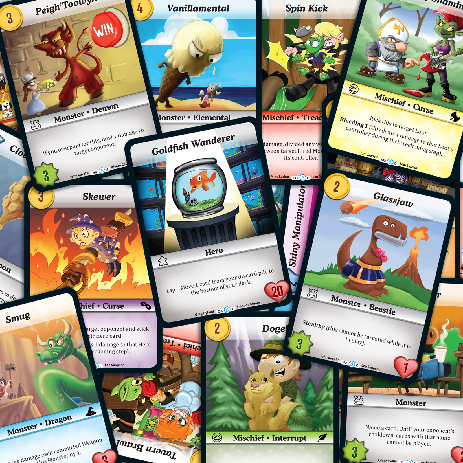 Drafting The Munchkin Collectible Card Game